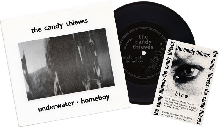 The Candy Thieves - Homeboy