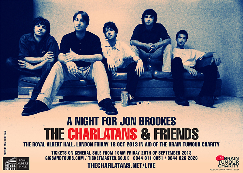 The Charlatans and Friends