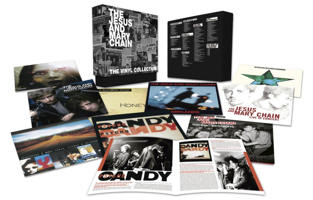Jesus and Mary Chain box set
