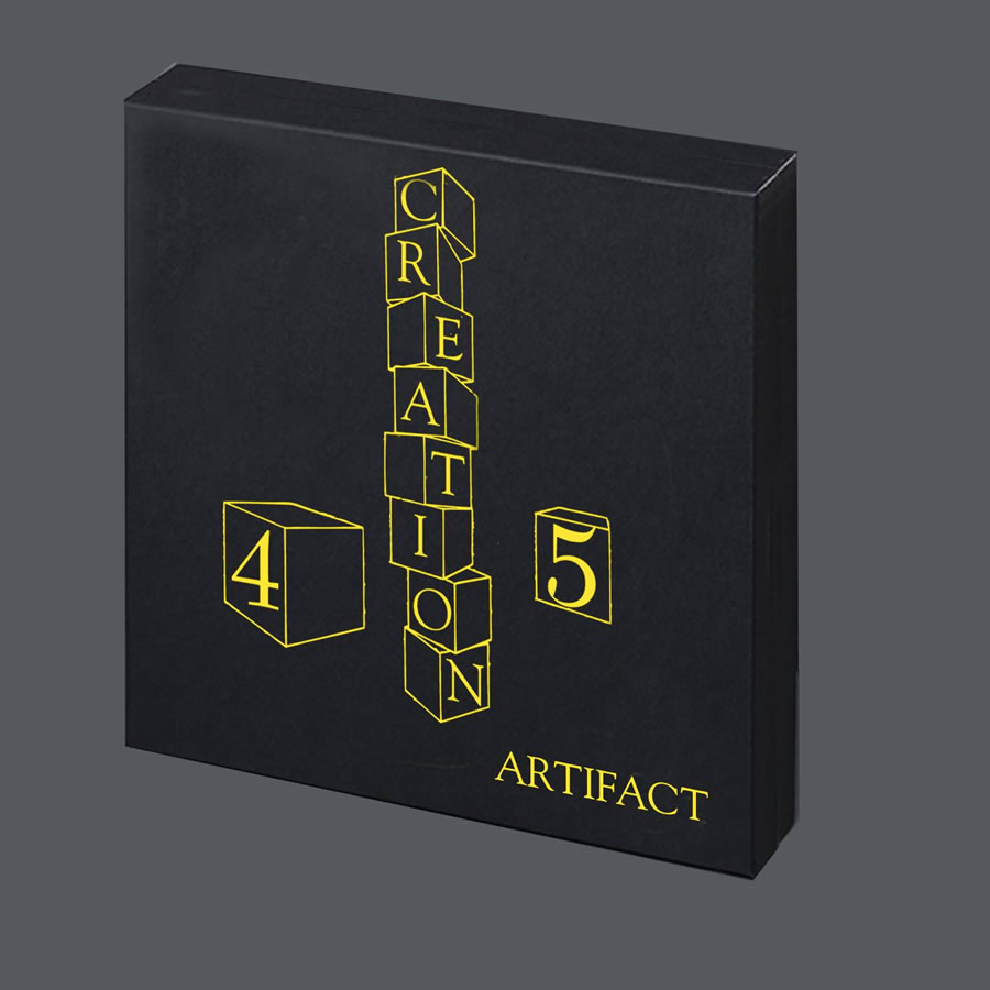 Creation Artifact box set