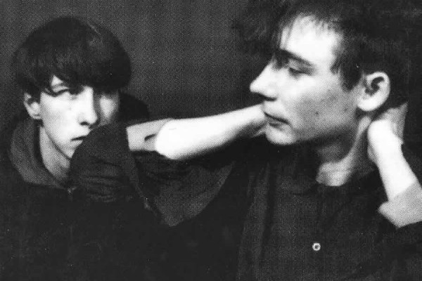 Bobby Gillespie and Jim Reid