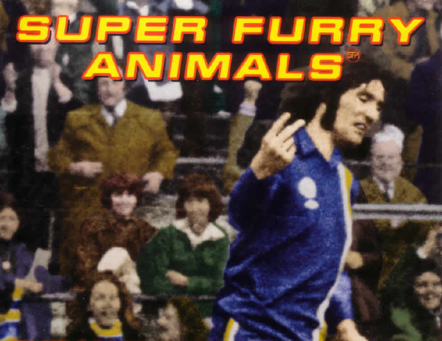 The Return Of Super Furry Animals Creation Records