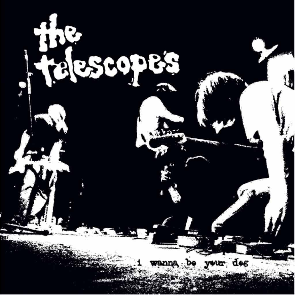 The Telescopes - I Wanna Be Your Dog