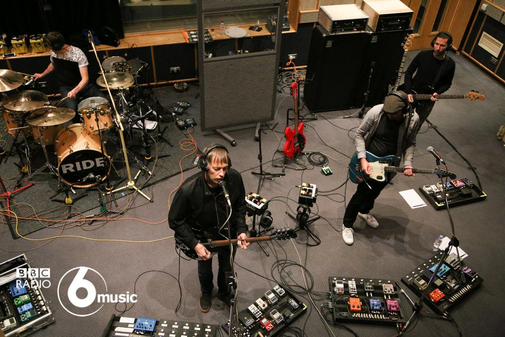Ride at 6music