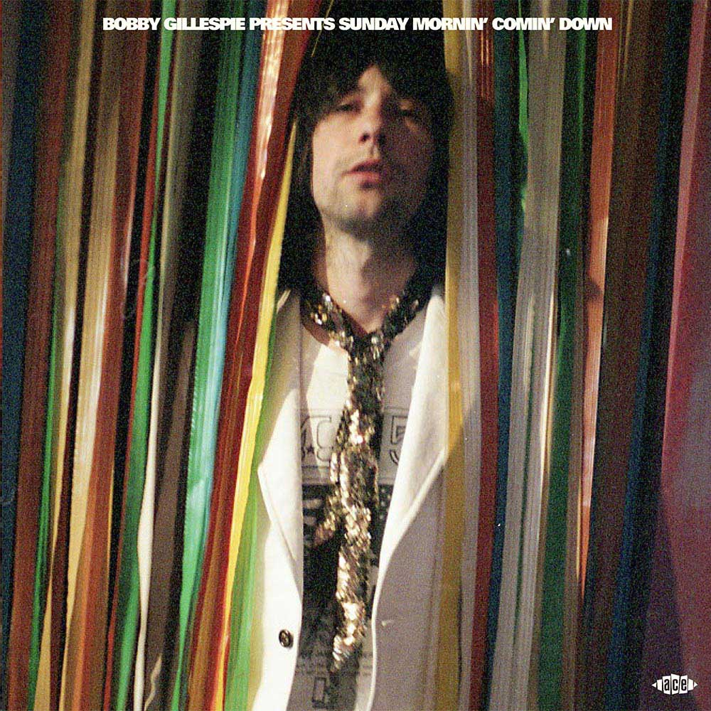 Bobby Gillespie Presents sleeve
