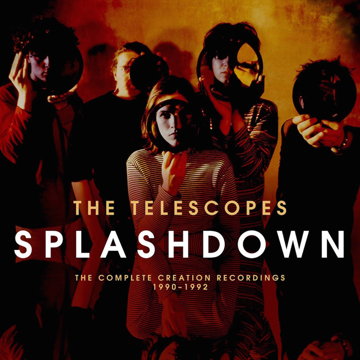 The Telescopes - Complete Creation Recordings