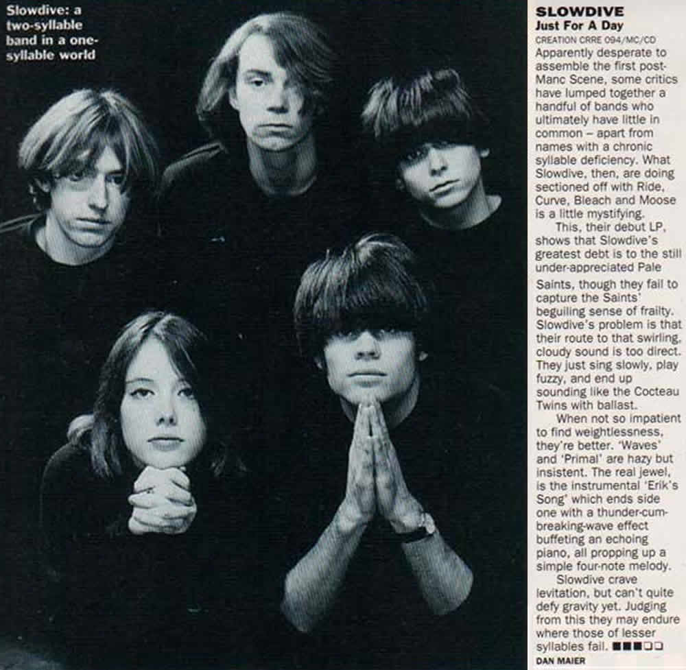Slowdive review