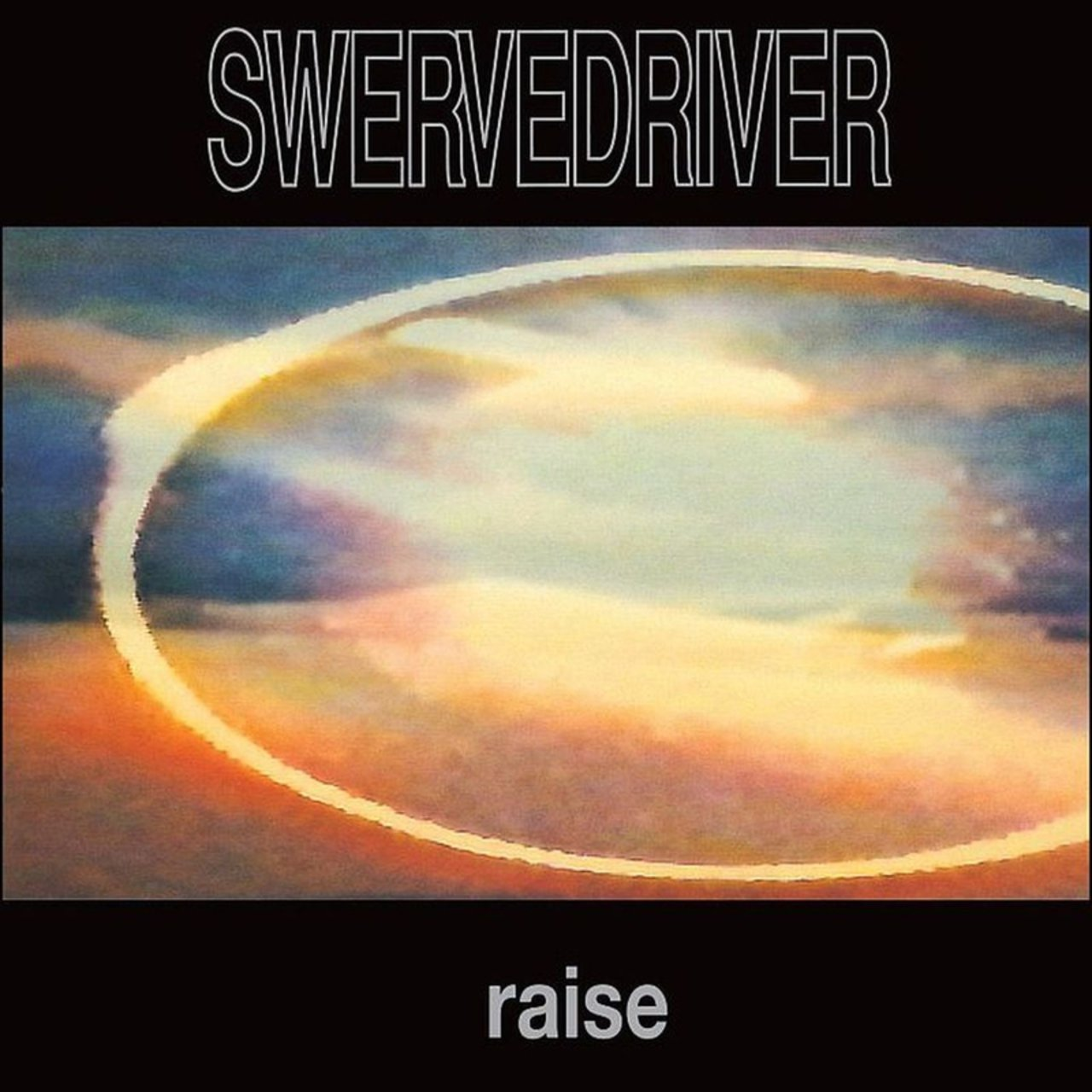 Swervedriver - Raise cover