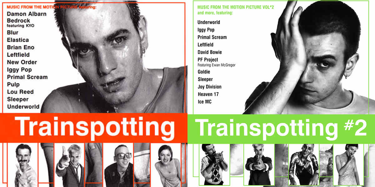 Trainspotting soundtracks