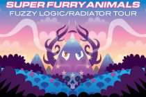 Super Furry Animals tour banner