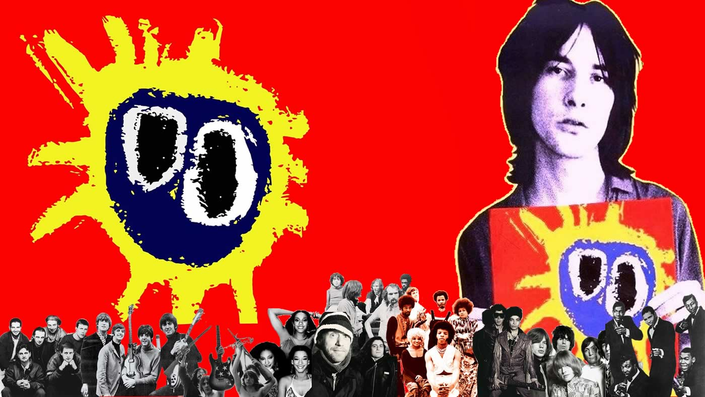 Screamadelica 25 playlist