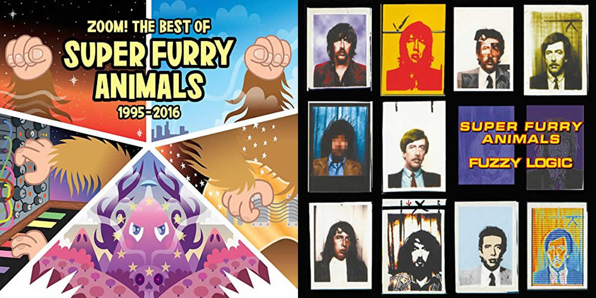 Zoom and Fuzzy Logic by Super Furry Animals