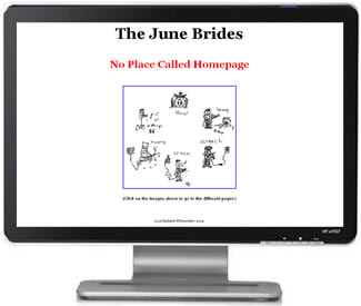Phil Wilson and The June Brides Website