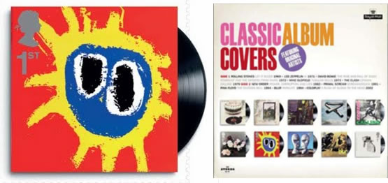Screamadelica Stamp