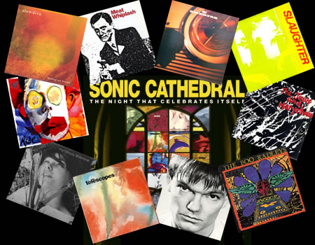Sonic Cathedral's Guide to Creation Records